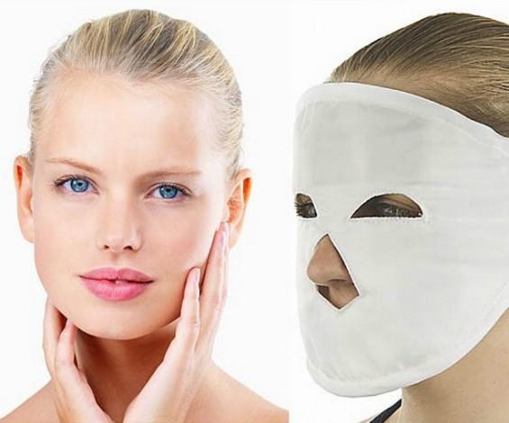 Магнитная маска для омоложения