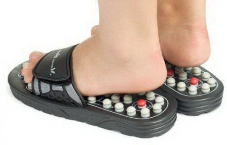 Рефлекторные тапочки Foot Reflex