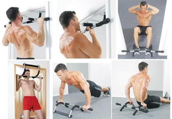 Упражнения Iron Gym
