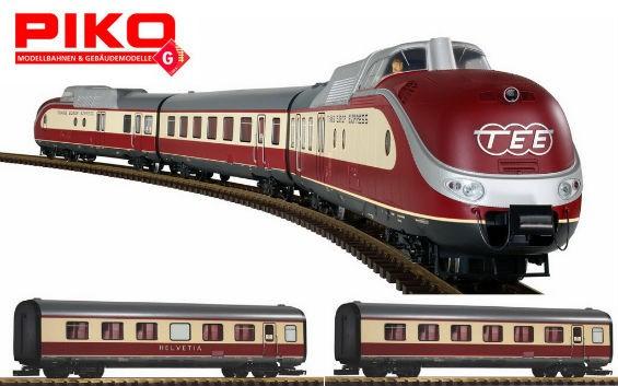 Железные дороги Piko