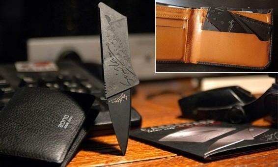 Ножик-кредитка