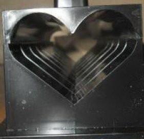 Форма сердце