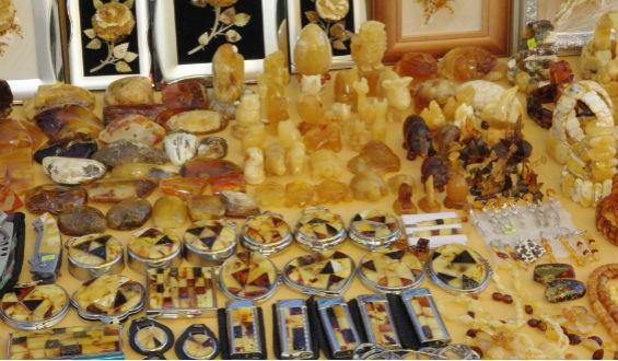 Выбор и покупка популярных сувениров