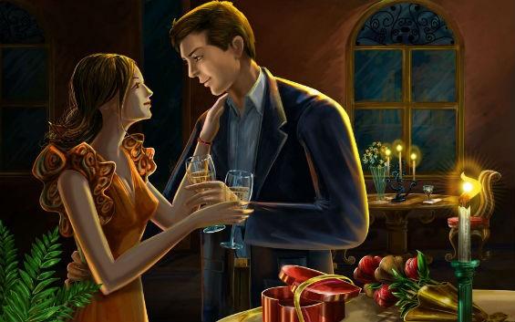 Романтический ужин: советы и рекомендации