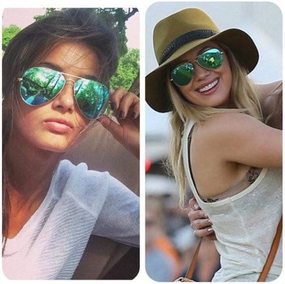Солнечные очки в подарок