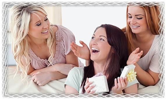 Как сделать подарок подруге и не разрушить дружбу?