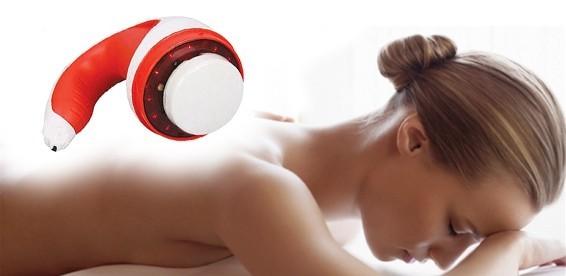Инфракрасный магнитный массажер для похудения Fat Burning Massager