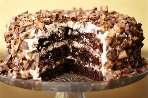 Нуга для торта сникерс рецепт