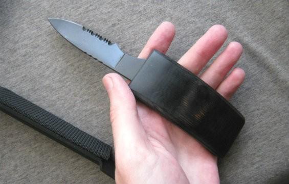 Ремень-нож Гризли