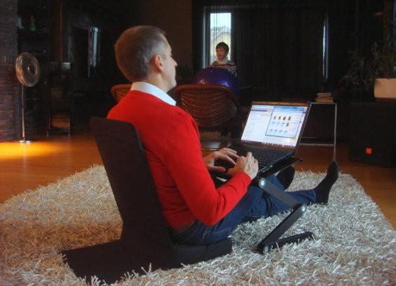 T6 Столик-трансформер для ноутбука