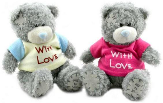 Медвежата Тедди