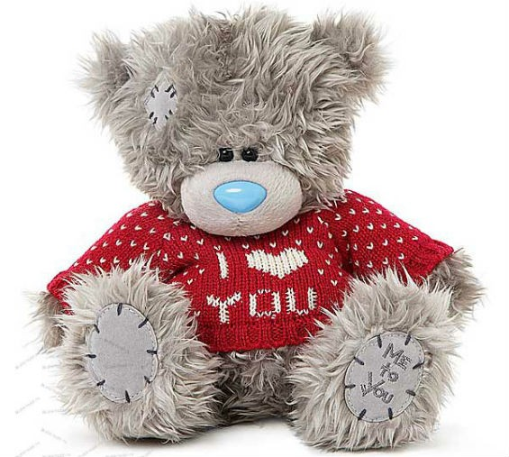 Мишка Тедди Me To You