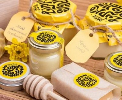 Мёд в подарок