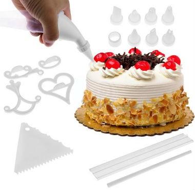 Набор для украшения тортов 100 предметов