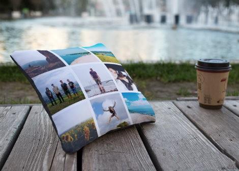 Подушка с фото Instasleep