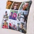Именная подушка с фото