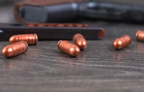 Пули от шоколадного пистолета