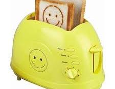 Тостер-улыбка