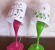 Лампа-краска