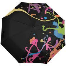 Зонтик меняющий цвет