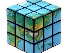Кубик-рубик земной