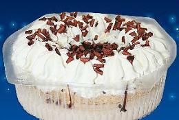 шоколадный торт из мороженого
