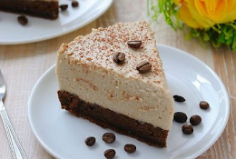 кофейный торт – мусс