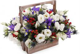 Какие цветы сочетаются?