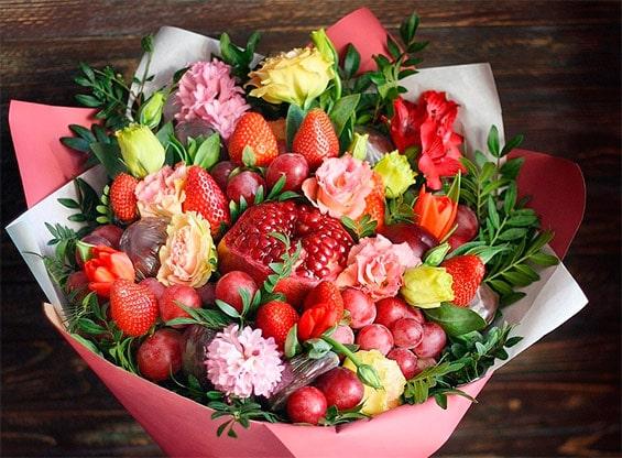 фруктовый букетик