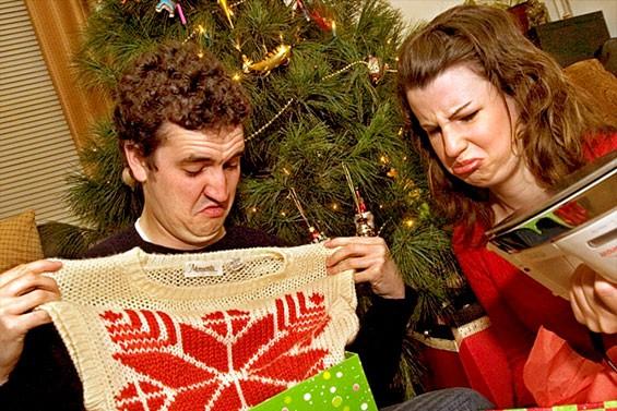 плохие новогодние подарки
