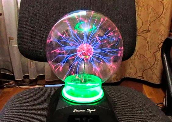 Плазма-лампа