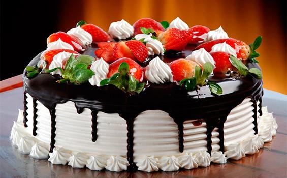 торт на 30 лет дочке