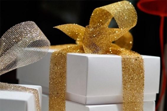 подарок коробка в коробке начальнице