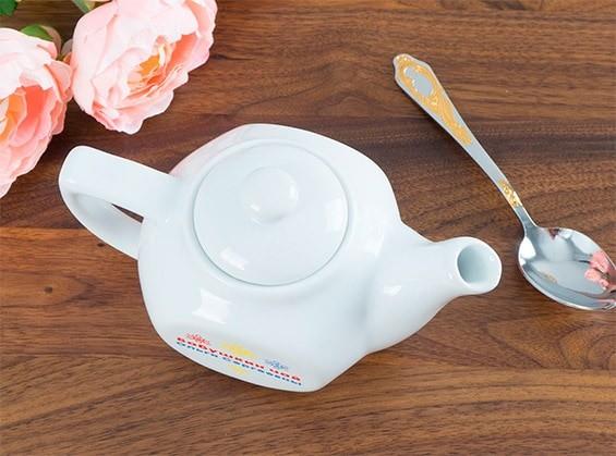 именной чайник