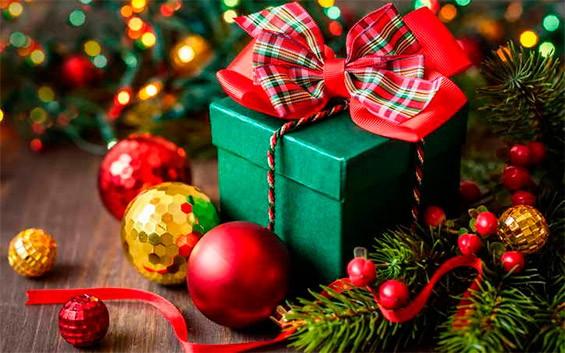 новогодний подарок для любимого любимой