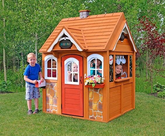 игровой домик для мальчика