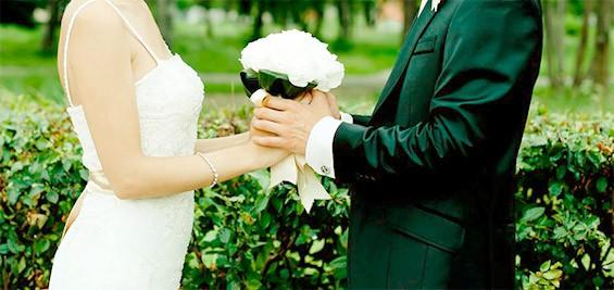 свадьба на двоих