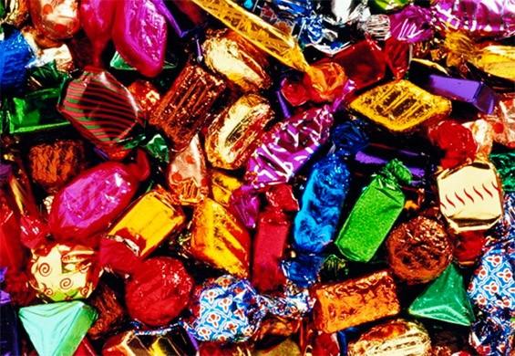 конфеты с деньгами