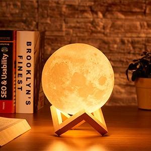 Необычный светильник