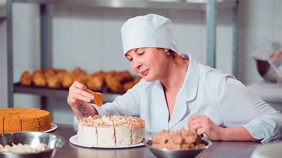 Что же делают кондитеры, чтобы получились идеальные сладости?