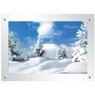 Светодиодная картина «Зима»