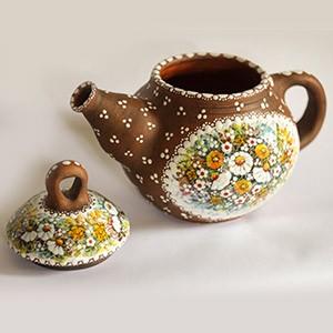 Необычный чайник для заваривания чая