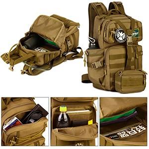 Рюкзак или сумка для походов