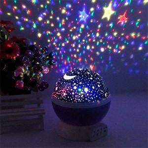 Светильник-проектор