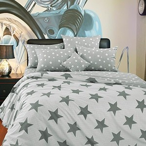 Набор качественного хлопкового постельного белья