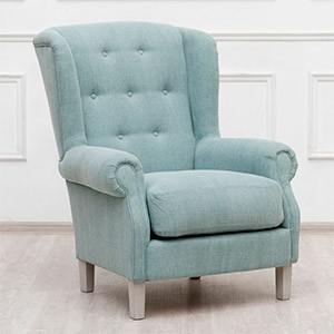 Уютное кресло с ушками