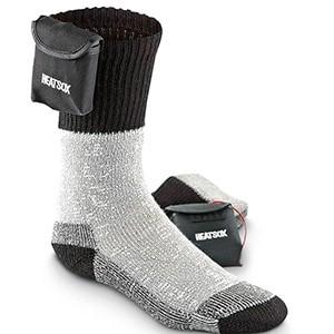Носки с подогревом для длительных прогулок
