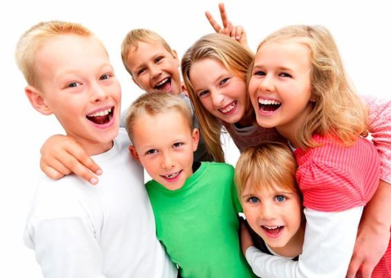 дети разного возраста