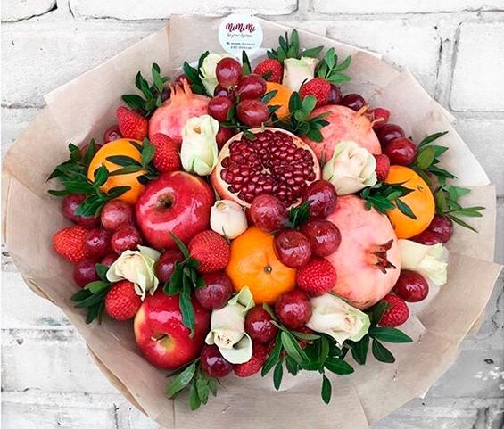 букет фруктов
