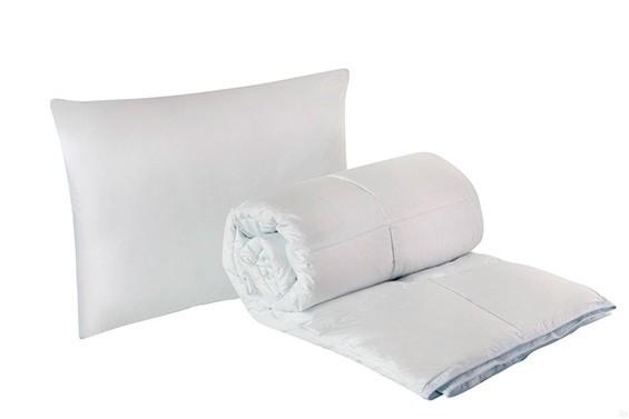 подушка и одеяло